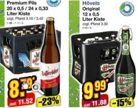 bierangebot netto