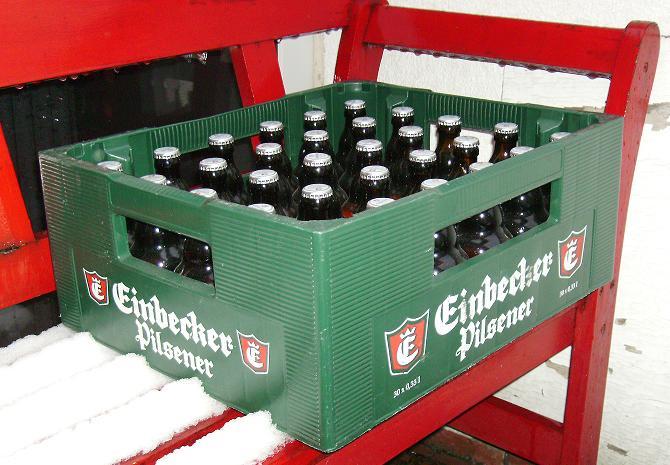 Aktion Gutes Bier Der Maurerkasten