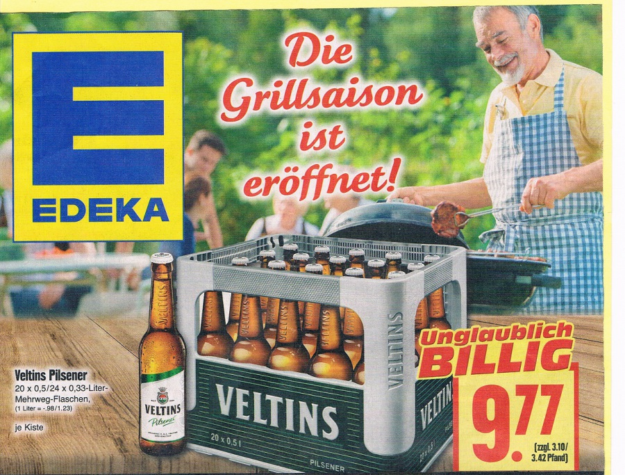 Aktion Gutes Bier - Getränke & Märkte